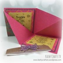 Folded card 3a
