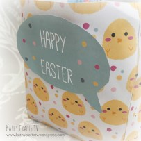 Free Easter craft papers 15