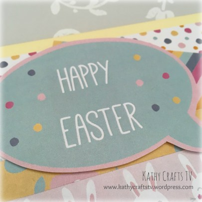 Free Easter craft papers 8