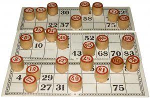 image of bingo game