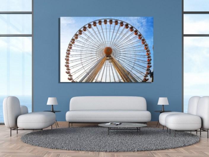 Ferris Wheel, Wildwood Boardwalk, Morey's Pier, Wildwood crest Boardwalk