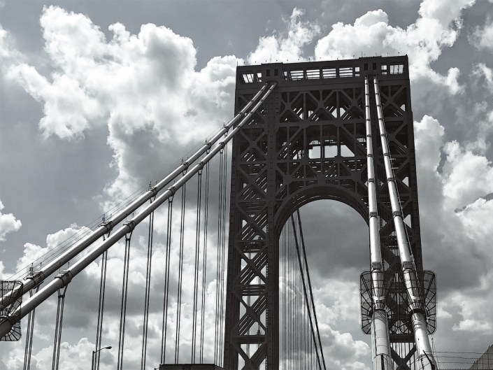 George Washington Bridge, New York City NYC, New York