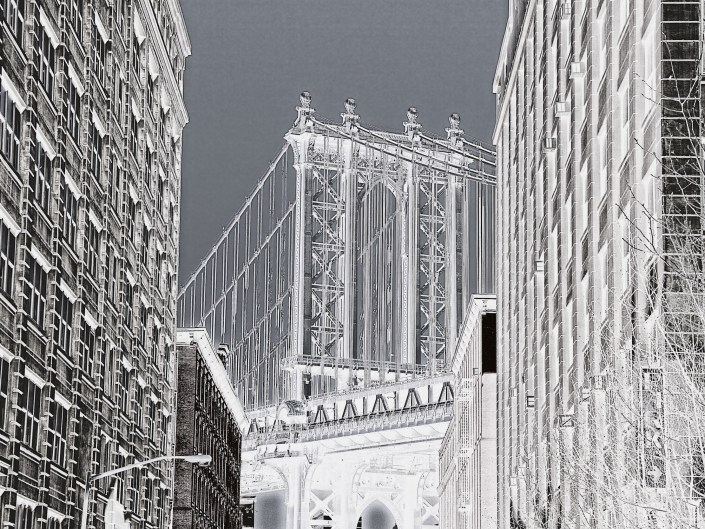 New York City, NYC, New York, Manhattan Bridge