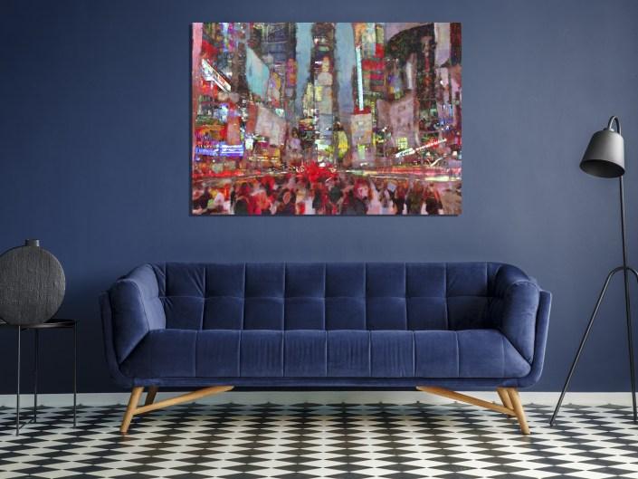 Times Square, New York City, NYC, New York, Broadway