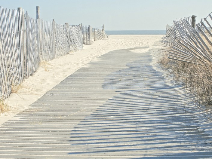 Cape May Beach Path