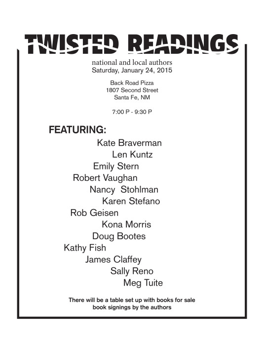 twisted readings