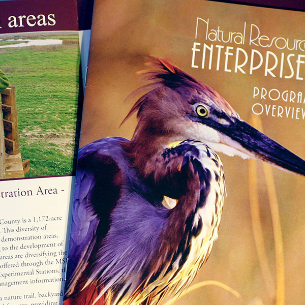 Program Overview Booklet for Natural Resource Enterprises Program