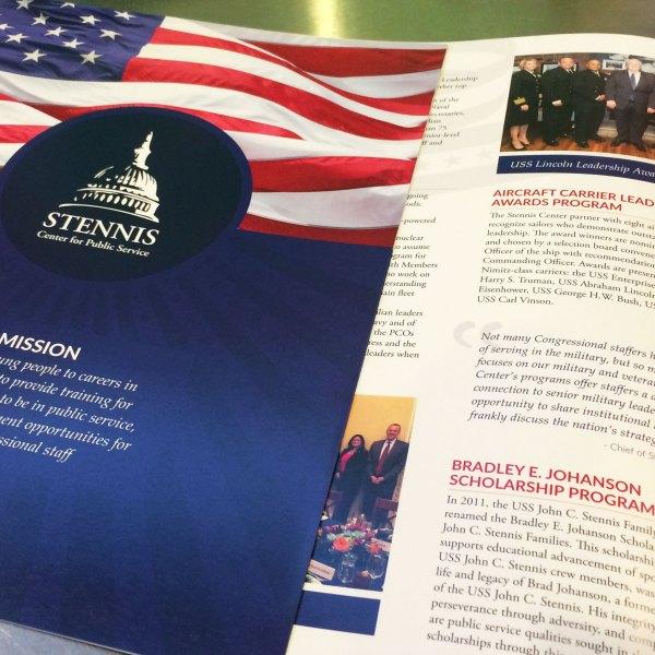 Stennis Center for Public Service Brochure