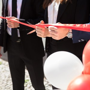 A New Approach to the Chamber of Commerce Ribbon Cutting