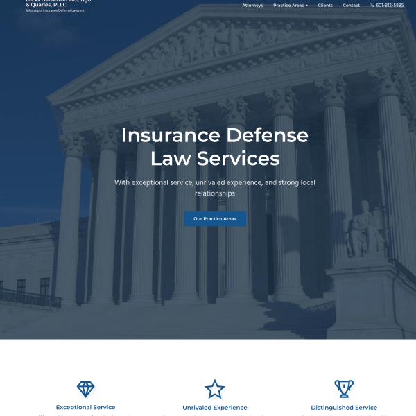 Insurance Defense HHMQ Law Firm