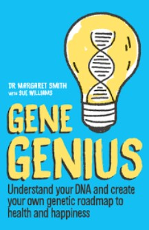 Gene Genius by Dr Margaret Smith understand genetic testing