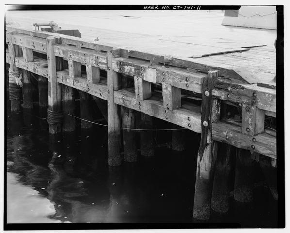 Pier edging