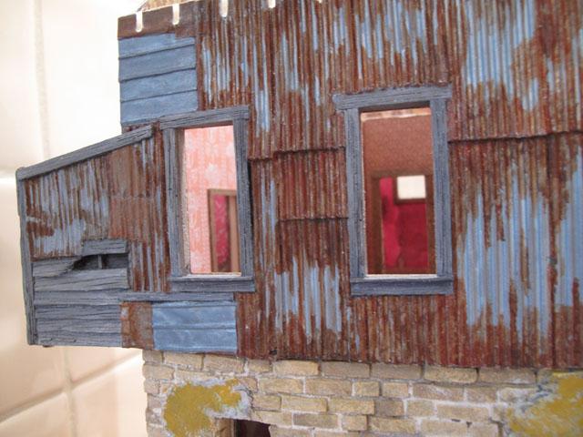 Bordello first floor rust