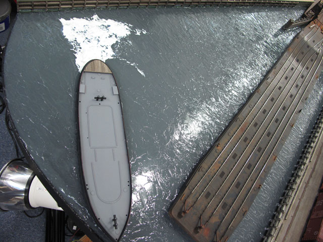 Tug from above