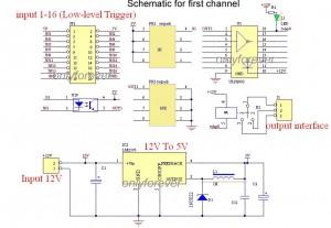 Relay board wiring diagram