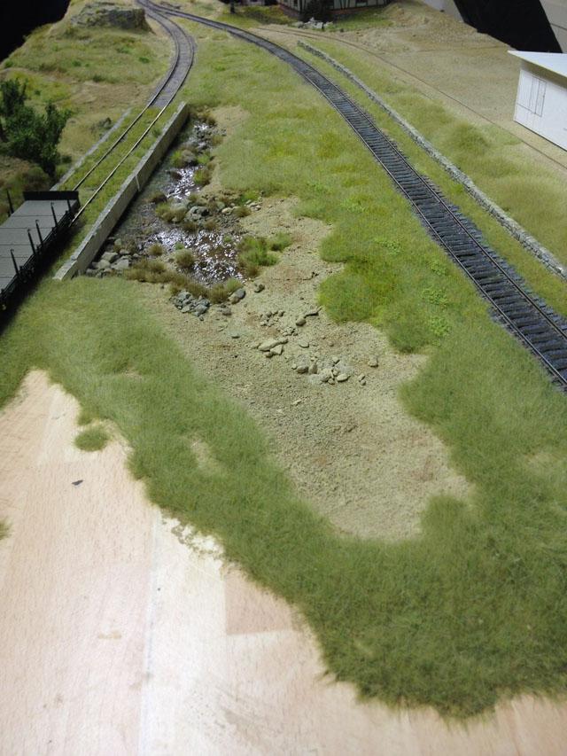 Marsh area