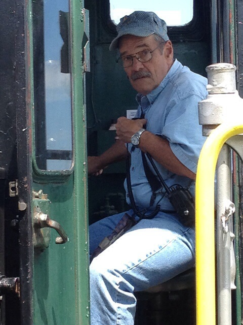 Maine Narrow Gauge driver