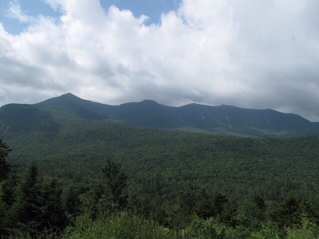 Kancamagus Highway view