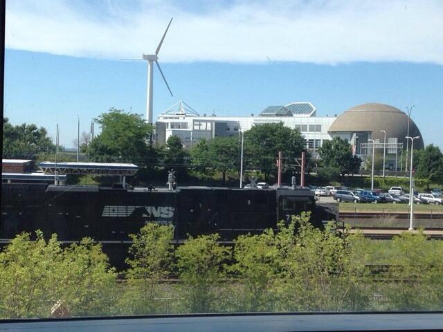 Convention Train Show
