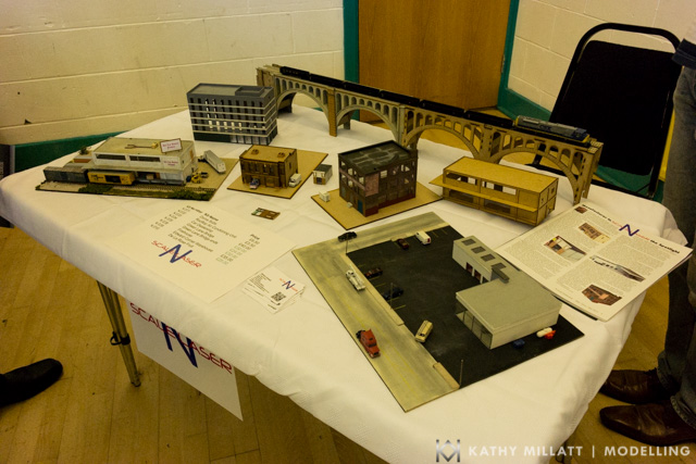 TVNAM N Scale Kits