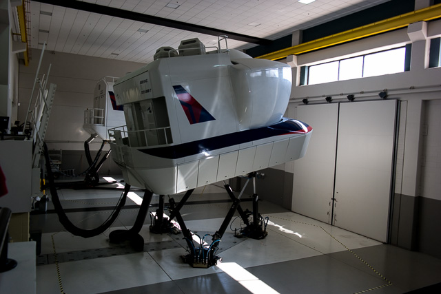 Delta Simulators