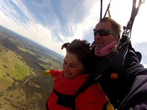 edna skydiving
