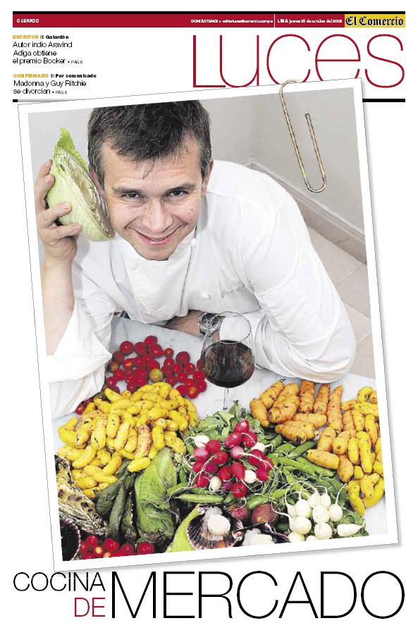 Cocina de mercado cocineros impunes - Chef 2000 opiniones ...