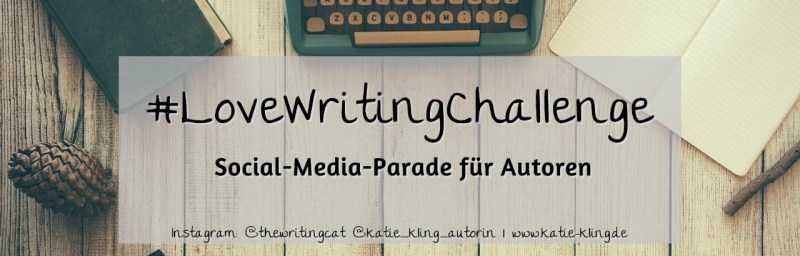 #LoveWritingChallenge BlogBanner1
