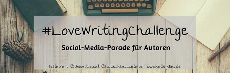 #LoveWritingChallenge BlogBanner1