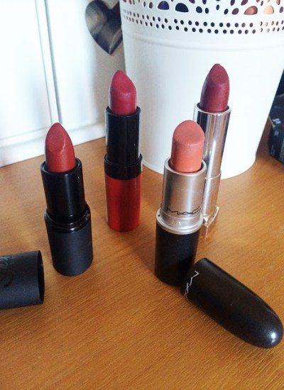 My Top Four Autumn/Winter Shades!