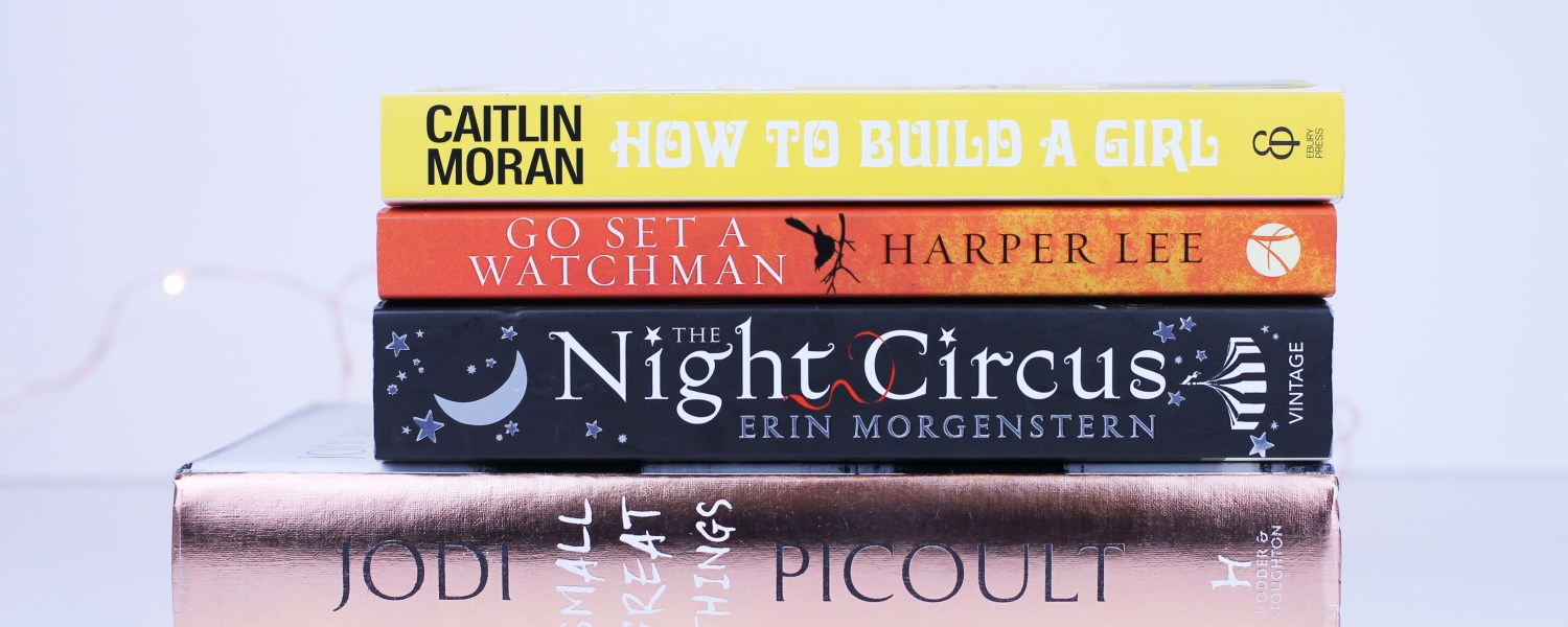 Books I want to read this year!