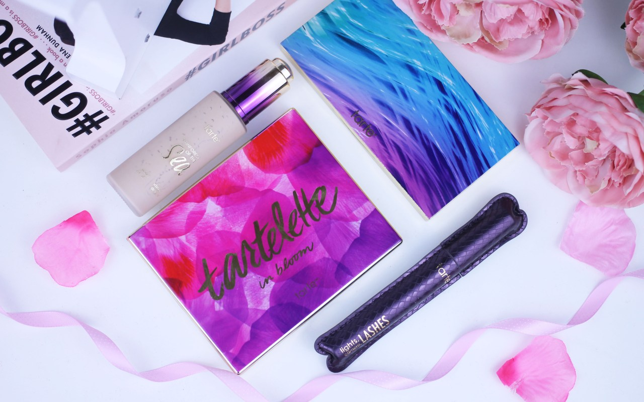 Tarte Cosmetics: A must have brand!