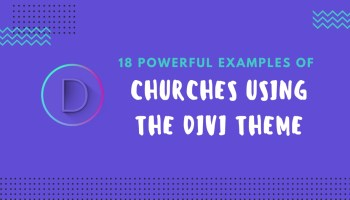 8 Useful Examples of Churches Using the Avada Wordpress