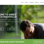 Grace Church Knoxville-Churches using the Divi Wordpress Theme