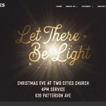 Two Cities Church-Churches using the Divi Wordpress Theme