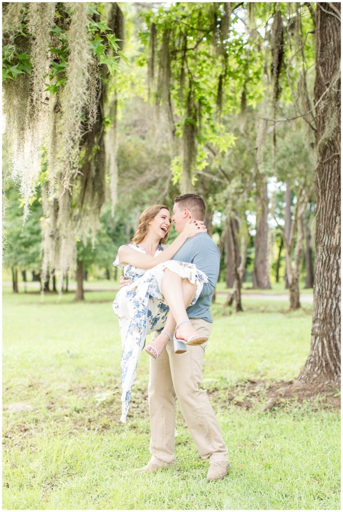 Choosing Your Engagement Session Location - A Montgomery Alabama Engagement Session at Spectre - Katie & Alec Photography | Wedding Photographers in Birmingham, Alabama