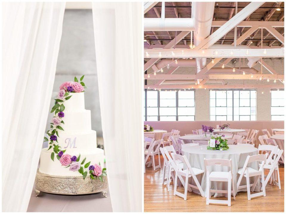 15 Birmingham Wedding Ceremony & Reception Venues - Bridgestreet Gallery & Loft Wedding