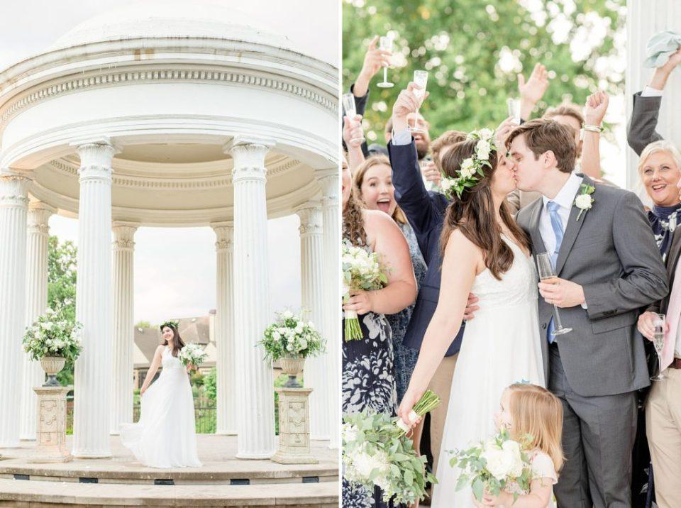 Birmingham, Alabama Wedding Photographers - Katie & Alec Photography Pandemic