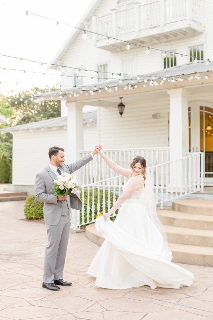 20 Birmingham Wedding Ceremony & Reception Venues - The Sonnet House Wedding