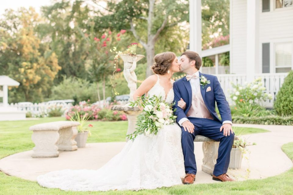 Camelot Manor Wedding - Birmingham, Alabama Wedding Photographers Katie & Alec Photography