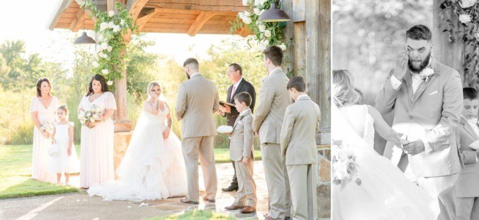 Otter Creek Distillery Wedding - Birmingham, Alabama Wedding Photographers Katie & Alec Photography