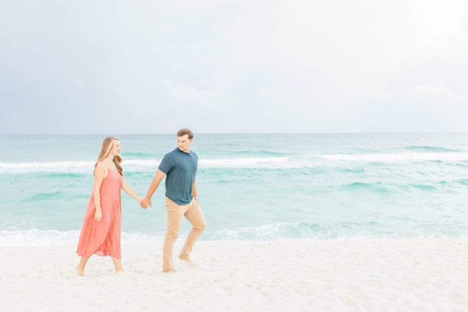 30A Alys Beach Anniversary Session & Pregnancy Announcement - Katie & Alec Photography 9