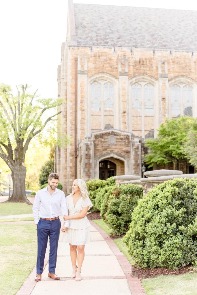 Bella & Alex - Birmingham, Alabama Engagement Session | Katie & Alec Photography 1