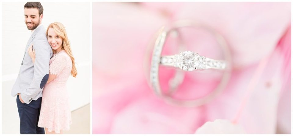 How I Destroyed My Engagement Ring - Katie & Alec Photography