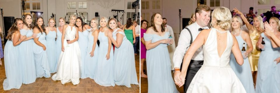 Vestavia Country Club Wedding for Laura Kathryn & Brock - Birmingham, Alabama Wedding Photographers Katie & Alec Photography