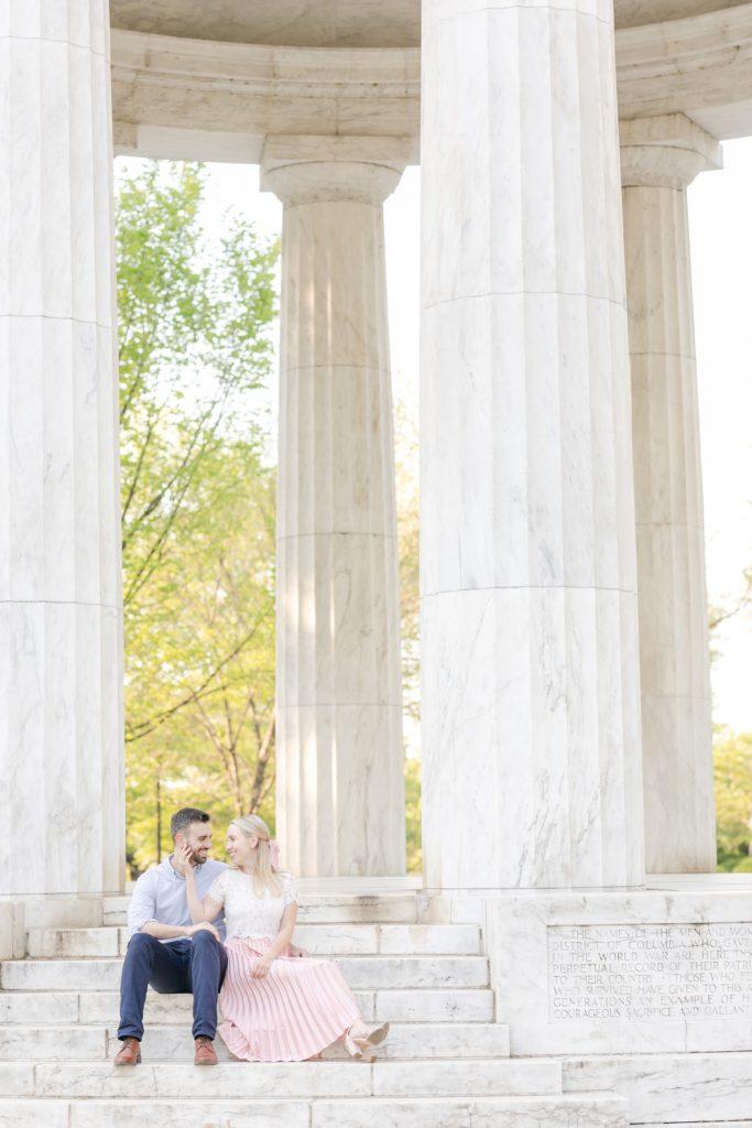 Washington DC Anniversary Session - Katie & Alec Photography 9