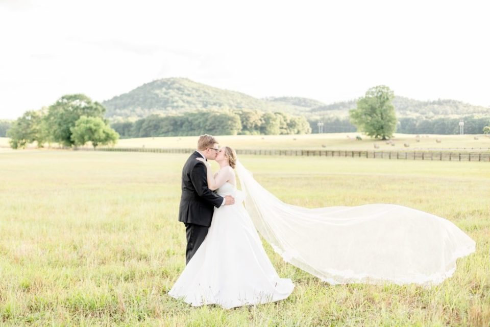 20 Birmingham Wedding Ceremony & Reception Venues - Hamilton Place at Pursell Farms Wedding