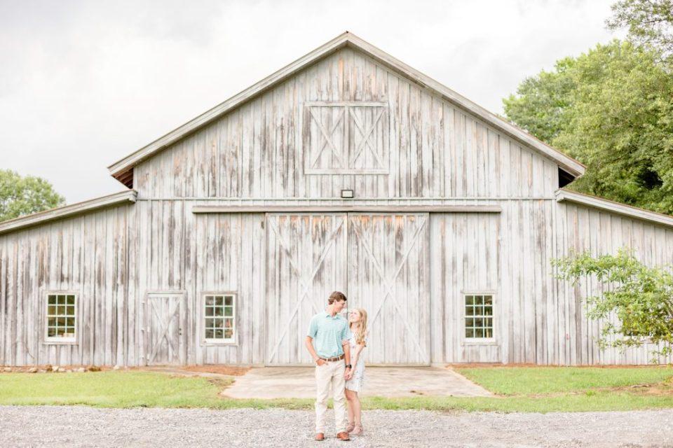 William & Tori's Proposal - Birmingham, Alabama Proposal & Wedding Photographers Katie & Alec Photography