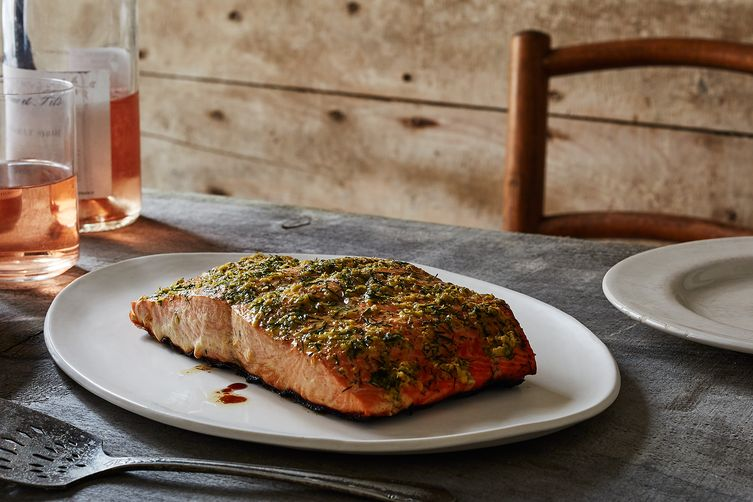 Short Smoked Salmon, @Food52.com