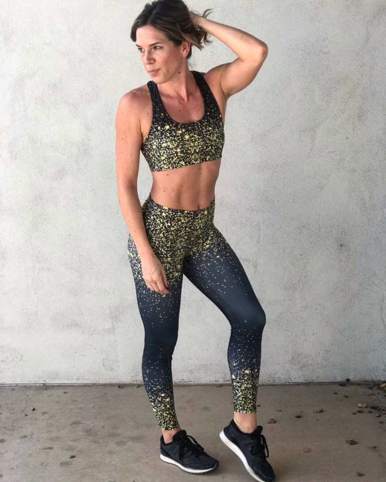 weekly workout with pineapple 2